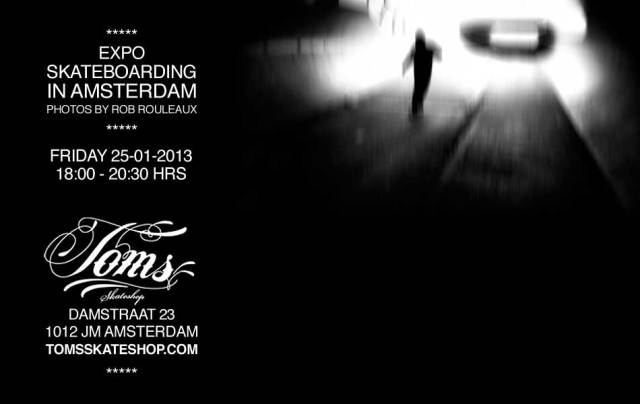 Expositie-rob-rouleaux-TOMS-skateshop-amsterdam